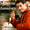 metaphoracle: (Mountie Approved)