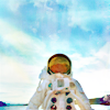 randomling: An astronaut. (Image from Doctor Who.) (astronaut)