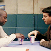bossymarmalade: pembleton and bayliss over squadroom coffee (hinky marital bliss)