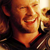 mjolnir_retriever: Thor, in armor, cracking a surprised laugh (ha!)