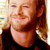 mjolnir_retriever: Thor beaming with his mouth full of pancakes (say cheese)