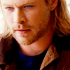 mjolnir_retriever: Thor in human clothes, looking serious and maybe annoyed (serious and a little cranky)