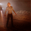 mjolnir_retriever: Thor at night shouting angrily at the sky (the uncaring heavens, HEIMDAAAAAALL)