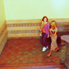 bossymarmalade: buffy summers & willow rosenberg at college (you can smell the benzene)