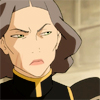 quadruplify: Lin Bei Fong (from the Legend of Korra) looking mildly pissed off ([LoK] Lin - pissed off)
