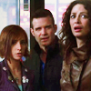 randomling: Claudia, Myka and Pete (Warehouse 13) look for clues. (claudia myka pete)