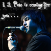 allmadhere: Pete Wentz with a modified quote of the rhyme from Friday the 13th. (freddy pete)