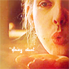 randomling: Tara (Buffy the Vampire Slayer) blows dust for a spell. (tara)