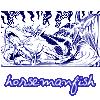 horseheadmanfish: (horseheadmanfish, horsemanfish)