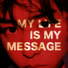 rui: (my life is my message)