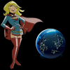 metaphasia: ([supergirl] orphan of the stars)