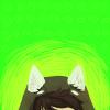brightgray: picture of jade harley's ears and top of head (tier, jade, homestuck, god, harley)