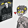 lira: (Karkat loves Twilight)