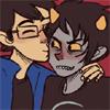 lira: (John kisses Karkat)