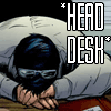 jcbaggee: Batman (Head Desk)