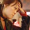 randomling: Toshiko Sato (Torchwood) rests her face on her hand. (sad tosh)