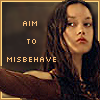 hopefulnebula: Firefly/River: I aim to misbehave (River - Misbehave)