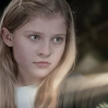 alexseanchai: Sydney Imbeau as Claire as Castiel in Supernatural, killing a demon (Clairestiel)