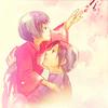 gochuugoku: (Holding each other tightly terrified)