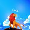 chibichan: → simba (disney » king of pride rock)