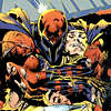 xdoop: (Magneto & Xavier.)