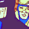 popetacular: Batman is a dick and Booster... is Booster. (jli ;; bats and booster)