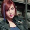 randomling: Claudia Donovan (Warehouse 13) (claudia stares)