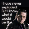 dizmo: Garth Marenghi's Darkplace: I've never exploded, but I know what it would be like. (darkplace: exploded)