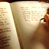multifandomrecs: (DIV - Writing Hand)