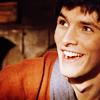 shanaqui: Merlin from BBC's Merlin. ((Merlin) Light up)