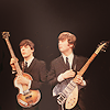 jaebility: (beatles // p&j guitars)