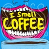 "omens: ""I SMELL COFFEE"" (COFFEE)"