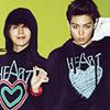underl1ng: (Top & G-Dragon: NII Photoshoot)