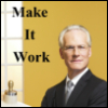 "jumpuphigh: Tim Gunn with text ""Make It Work"" (Make it work)"