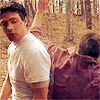 thisfffire: Seriously, what is even going on here? (odd thomas is a manly beast)