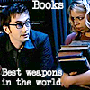 charamei: Books. Best weapons in the world. (DW10: Books)