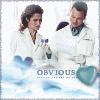 lyssac: CSI: NY Stella/Mac in lab coats (CLS - work - lab)