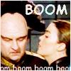 "eruthros: Ivanova from B5 saying ""boom boom boom boom"" to Londo -- angry icon!! (B5 - Ivanova boom)"
