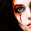 eleanorjane: Angelina Jolie from Wanted, one eye covered in blood. (bleeding, eye)