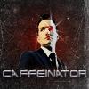 dmarley_recs: Ianto as the Terminator, with Caffeinator (Torchwood Caffeinator)