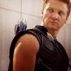 palmtree: (Hawkeye glaring)