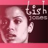 alixtii: Tish Jones. (CoC)