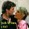 thothmes: Jack & Sara in 1987 (Jack & Sara 1987)