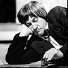 darchildre: second doctor playing solitaire (bored now)