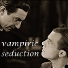 "darchildre: dracula and renfield, staring at each other.  text:  ""vampiric seduction"" (vampiric seduction)"