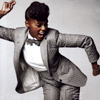 scintilla10: Janelle Monae in a grey tux, dancing her heart out (RPF - Janelle Monae)