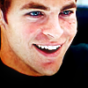 cherrybina: (kirk smile)