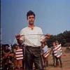 thirdblindmouse: A cocky young László waits, holding his sword. (cocky László (Koppányi Aga Testmentuma))
