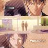 nakuru: (Tenipuri - Sanada&Yukimura - Walking)