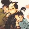 incandescentkitsune: (KH - Sei/Okita/Saitou - Hugs!)